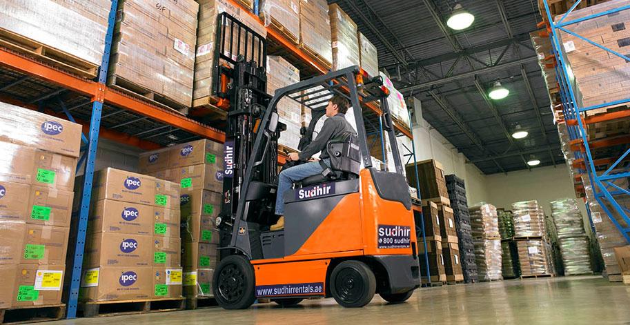 Electric Forklift Rental in UAE - Forklift Suppler in Dubai
